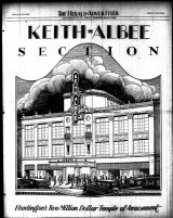 Happy 85th Birthday, Keith Albee Performing Arts Center